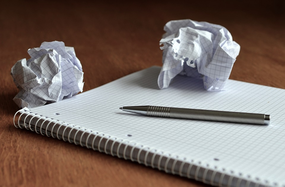 Tekstide kirjutamine ei ole alati lihtne ja kiire tegevus